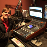 Mark in Studio